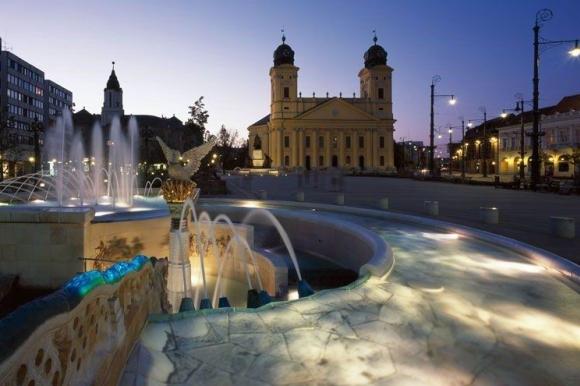 Ismerkedés Debrecennel