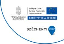 Széchenyi 2020 Európai Regionális Fejlesztési Alap